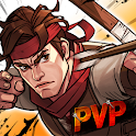 Battle of Arrow : Survival PvP icon