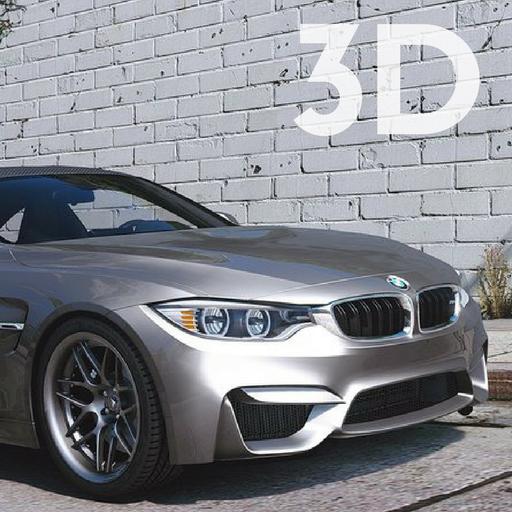 M4 Driving BMW Simulator 3D