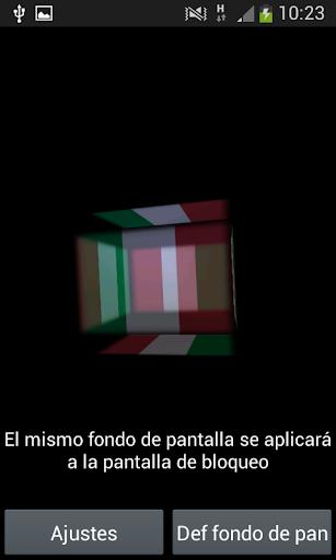 Italy 3D Live Wallpaper