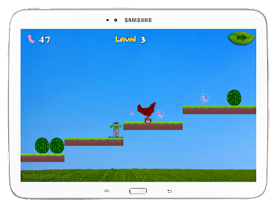Chicken On A Hoverboard screenshot 13