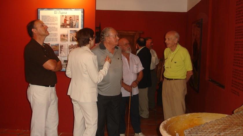 Una de las muchas actividades realizadas en el museo.
