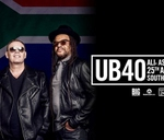 UB40 25th SA Anniversary Tour : Durban ICC