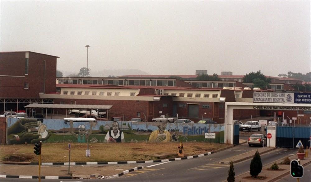IN GETALLE | Baragwanath se ongevallegetalle weerspieël Gauteng as 'n 'oorlogsone' - SowetanLIVE