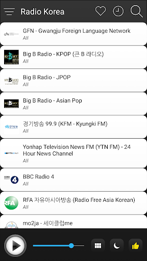 South Korea Radio Stations Online - Korea FM AM by World