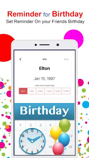 Download Photo & Name On Birthday Cake: HD Photo Frames on PC & Mac ...