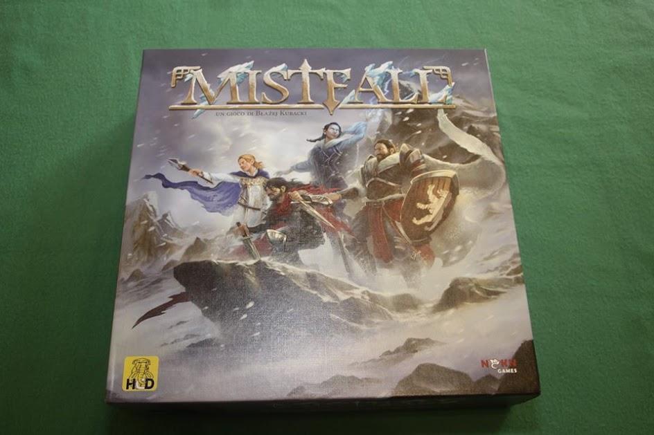La scatola di Mistfall