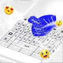 Keyboard PC Branco icon
