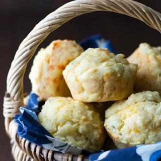 Gluten Free Cheddar Herb Muffins