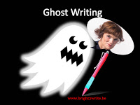 Ghost writing en verhalen