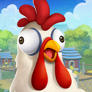 Happy Town Farm: Free Farming Games 2020