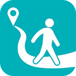 Pedometer Fitness Tracker - Step Counter Icon