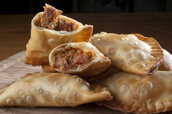 Pastel de Carne-Seca com Abóbora e Cream Cheese