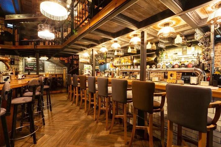 Фото №5 зала Kulibin pub