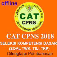 Soal Cat Cpns 2018 Offline 1 0 Latest Apk Download For