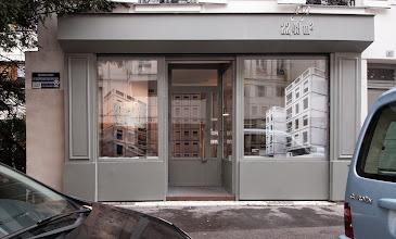 Photo: SCENES - Claudia Larcher at 22,48m2 Galerie, Paris, November 2014