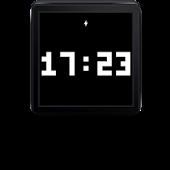 8-bit Digital Watch Face