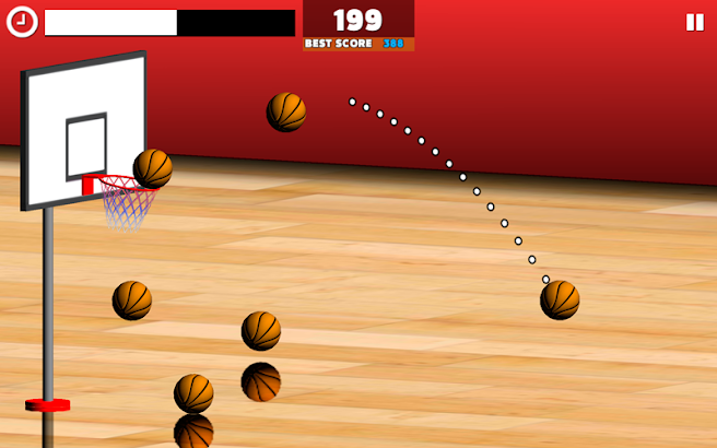Basketball Sniper- screenshot thumbnail