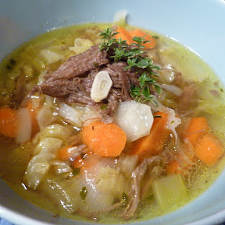 Quick Beef Broth Soup Recipes
