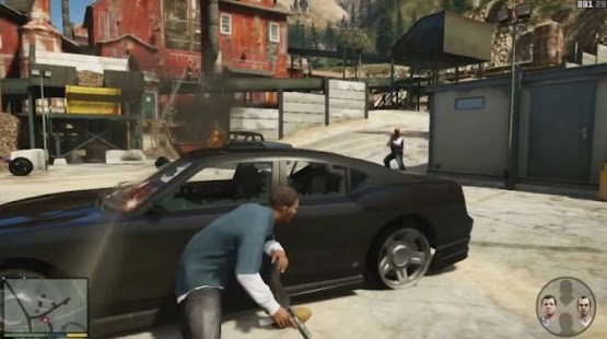 CHEAT GTA 5 THE OTHER OF BEING SENSATION CRIMINAL - náhled