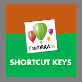 Corel Draw X6 Shortcut Keys