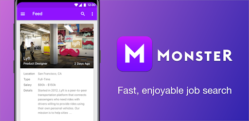 Monster Job Search – Apps bei Google Play