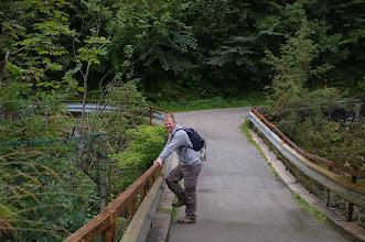 Photo: Auf gehts auf eine kleine Spaziertour entlang dem Fossen