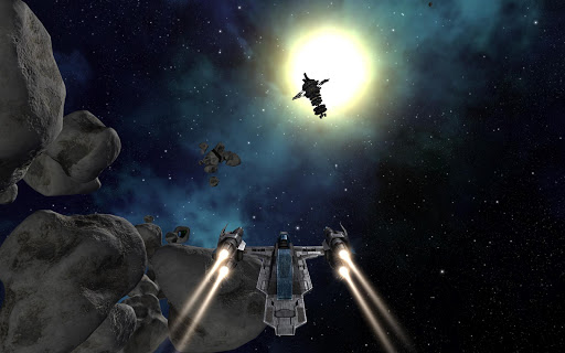 Vendetta Online (3D Space MMO) screenshots 1