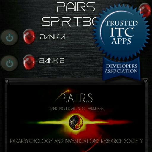 PAIRS Spirit Box - Apps on Google Play