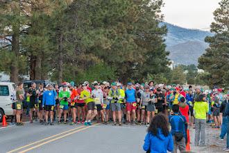 Photo: On your mark; 2015 Jemez Mountain Trail Runs, Los Alamos, NM