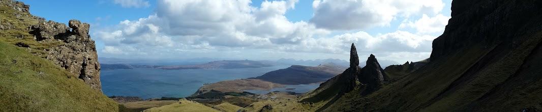 Photo: Isle of Skye - Trotternish - Old Man of Storr