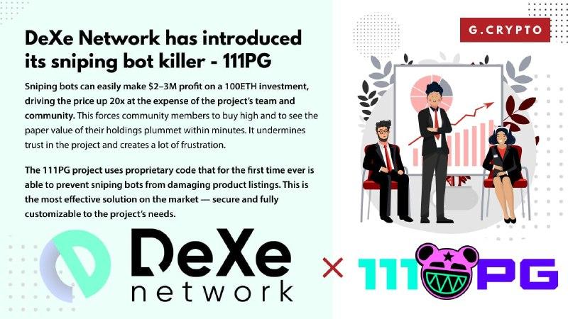 Blog DeXe Network x 111PG