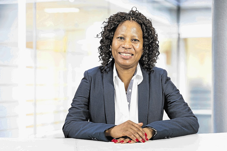 Business Unity SA CEO Khanyisile Kweyama. Picture: SUNDAY TIMES