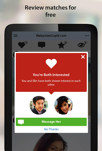MalaysianCupid - Malaysian Dating App 2.1.6.1561 screenshots 7