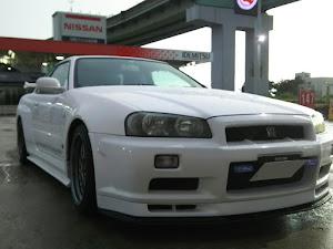スカイラインGT-R R34 標準車 前期 1999年式のカスタム事例画像 TAKASHIさんの2018年08月13日12:25の投稿