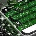 GOキーボードダークグリーン icon