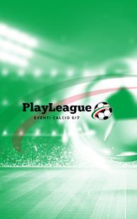 PlayLeague - náhled