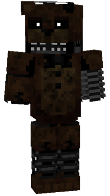 This is Ignited Freddy(這是燃燒佛萊迪)