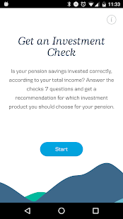 Mobilpension- screenshot thumbnail
