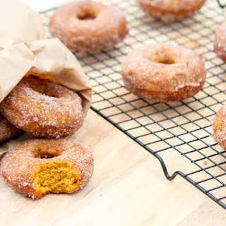 Pumpkin Donuts – Just Like Pumpkin Pie {MM #2}.