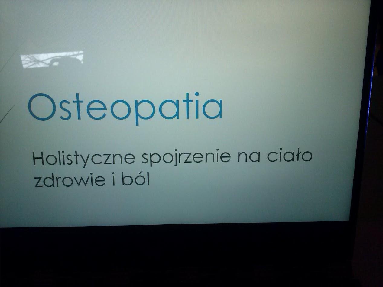 Osteopatia - holistyczne spojrzenie na ciało i zdrowie oraz skuteczna alternatywa na ból