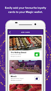 Magic – A little loyalty app- screenshot thumbnail