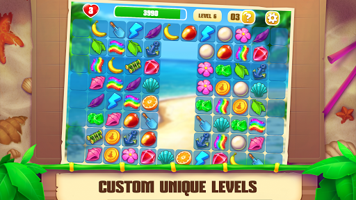 Onet Paradise: connect 2 tiles, pair matching game filehippodl screenshot 4