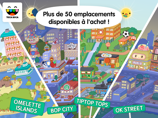 Toca Life: World  screenshots 2