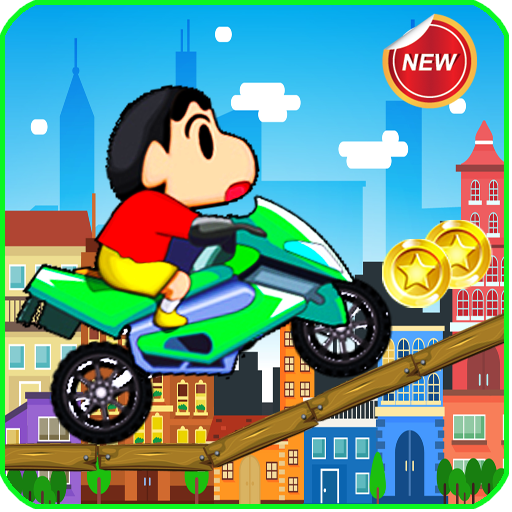 Shin Bike Rider