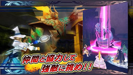 RPG Celes Arca Online apkpoly screenshots 3