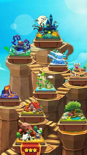 Hero War - Magic vs Monster Bounzy Brick Idle RPG apkdebit screenshots 15