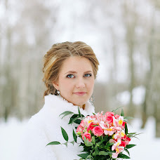 Wedding photographer Viktoriya Romanova (romviktoriya). Photo of 26.03.2017