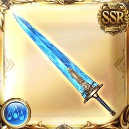 水SSR剣・短剣・槍・斧・杖