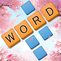 Word Shatter:Block Words Elimination Puzzle Game icon