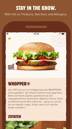 BURGER KINGu00ae  screenshots 3